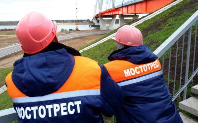 Три крупные компании получили субподряды на строительство Керченского моста