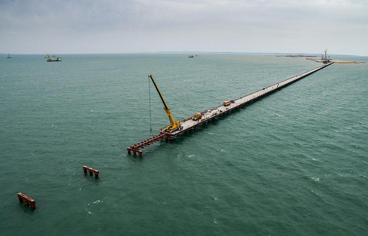 Мост через Керченский пролив: история проекта
